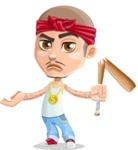 Chino Troublelino Gangster Man - Broken