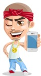 Chino Troublelino Gangster Man - IPhone