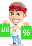 Chino Troublelino Gangster Man - Sale 1