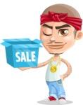 Chino Troublelino Gangster Man - Sale 2