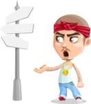 Chino Troublelino Gangster Man - Crossroad
