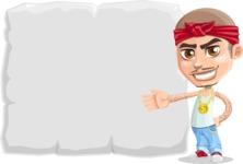 Chino Troublelino Gangster Man - Presentation 1