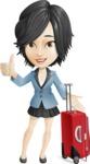 Zara as Miss Mini Skirt - Travel 1