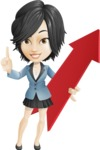 Zara as Miss Mini Skirt - Pointer 1