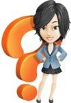 Zara as Miss Mini Skirt - Question