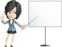 Zara as Miss Mini Skirt - Presentation 2