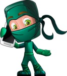 Takumi the Artistic Ninja - Smartphone 2