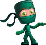 Takumi the Artistic Ninja - Showcase 1