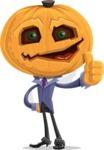 Scarecrow Thumb up