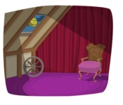 Halloween vector pack - Attic Room Decor
