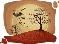 Halloween vector pack - Halloween Illustration