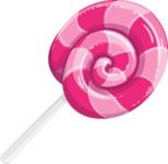 Halloween vector pack - Lollipop