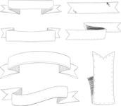 Vector Hand Drawn Elements Mega Bundle - Graphic 46