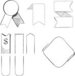 Vector Hand Drawn Elements Mega Bundle - Graphic 47
