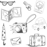 Vector Hand Drawn Elements Mega Bundle - Graphic 49