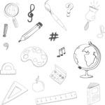 Vector Hand Drawn Elements Mega Bundle - Graphic 66