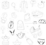 Vector Hand Drawn Elements Mega Bundle - Graphic 70
