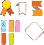 Vector Hand Drawn Elements Mega Bundle - Hand Drawn Labels Vector Graphics