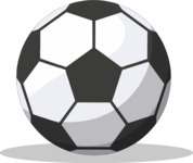 Health & Diet: Overweight People - Soccer Ball