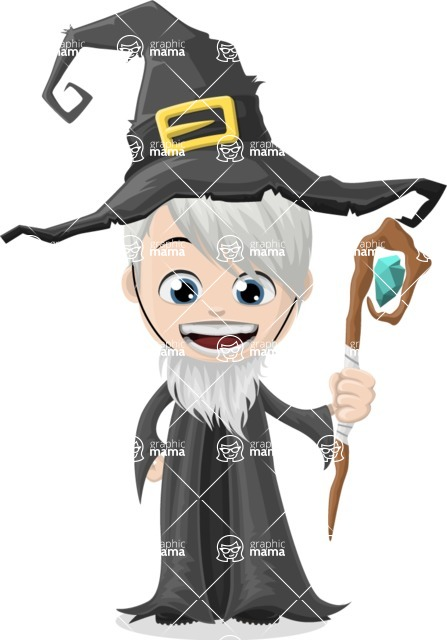Halloween Characters Graphic Maker - pose 31