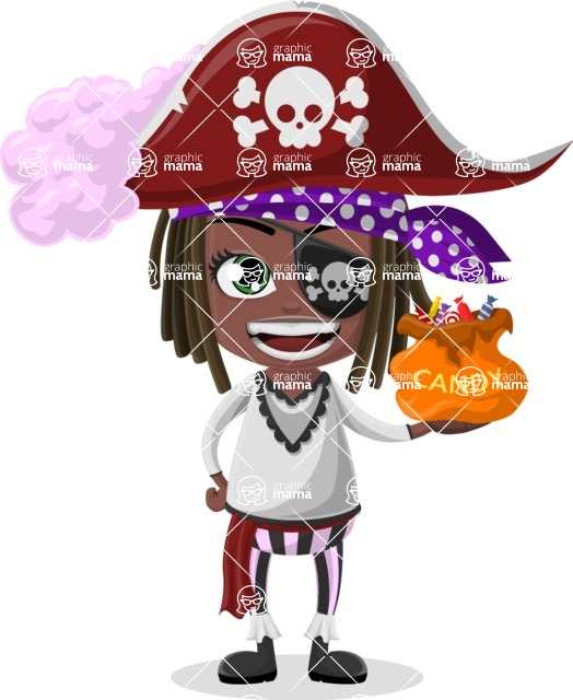 Halloween Characters Graphic Maker - pose 40
