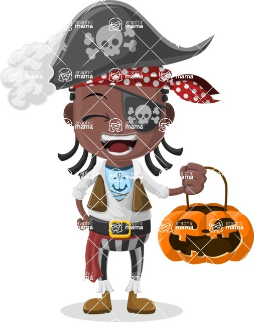Halloween Characters Graphic Maker - pose 49