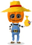 Halloween Characters Graphic Maker - pose 44