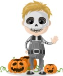 Halloween Characters Graphic Maker - pose 52