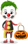 Halloween Characters Graphic Maker - pose 60