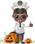 Halloween Characters Graphic Maker - pose 82
