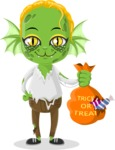 Halloween Characters Graphic Maker - pose 84