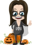 Halloween Makeover - pose 85