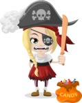 Halloween Characters Graphic Maker - pose 89
