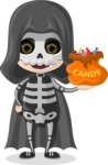 Halloween Characters Graphic Maker - pose 96