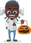 Halloween Characters Graphic Maker - pose 99