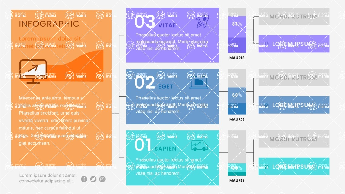 Ultimate Infographic Template Collection - Mega Bundle Part 2 - Infographic 171