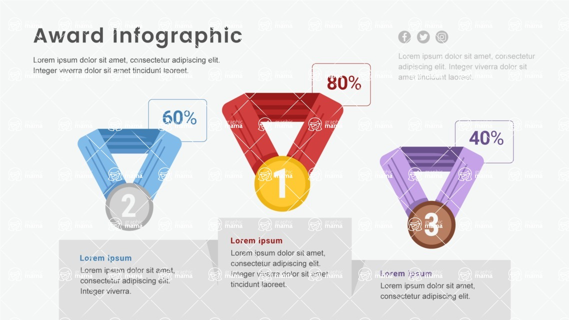 Ultimate Infographic Template Collection - Mega Bundle Part 2 - Infographic 187