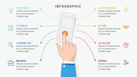 Ultimate Infographic Template Collection - Mega Bundle Part 2 - Smart Technology Infographic Template
