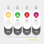Infographic Template Collection - Flat Design Infographic Template