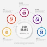 Infographic Template Collection - Infographic Brochure Template