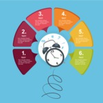 Infographic Template Collection - Time Infographic Template