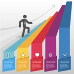 Infographic Template Collection - Success Infographic Template