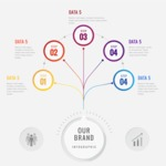 Infographic Template Collection - Growth Infographic Template