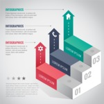 Infographic Template Collection - Modern 3D Business Infographic Template