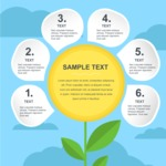 Infographic Template Collection - Eco Infographic Template