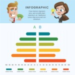 Infographic Templates Collection - Vector, Photoshop, PowerPoint, Google Slides - Corporate Comparison Infographic Template
