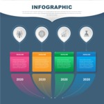 Infographic Templates Collection - Vector, Photoshop, PowerPoint, Google Slides - Corporate Infographic Template