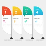Infographic Templates Collection - Vector, Photoshop, PowerPoint, Google Slides - Banners Infographic Template