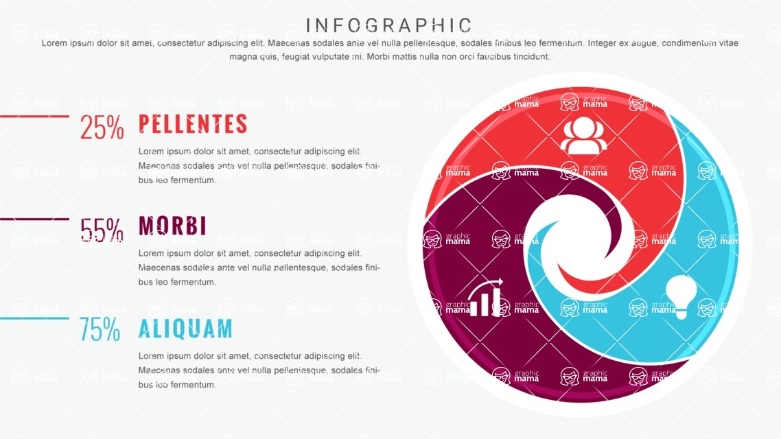 Infographic Templates Collection - Vector, Photoshop, PowerPoint, Google Slides - Template 463