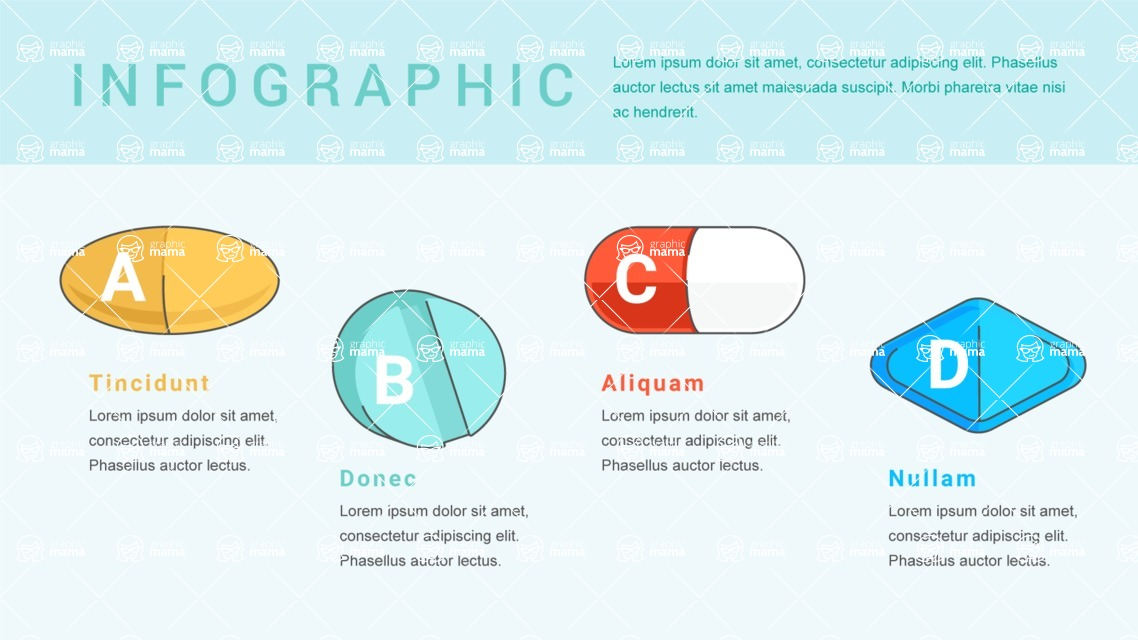 Infographic Templates Collection - Vector, Photoshop, PowerPoint, Google Slides - Template 474